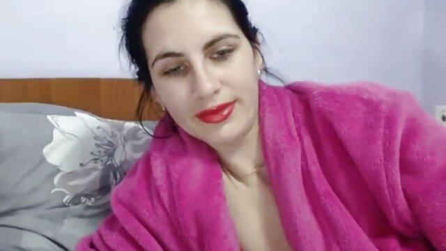 Transerotica Tgirl Khloe Kay cums Barebacked pornô brasileiro nacional In Fishing Nets